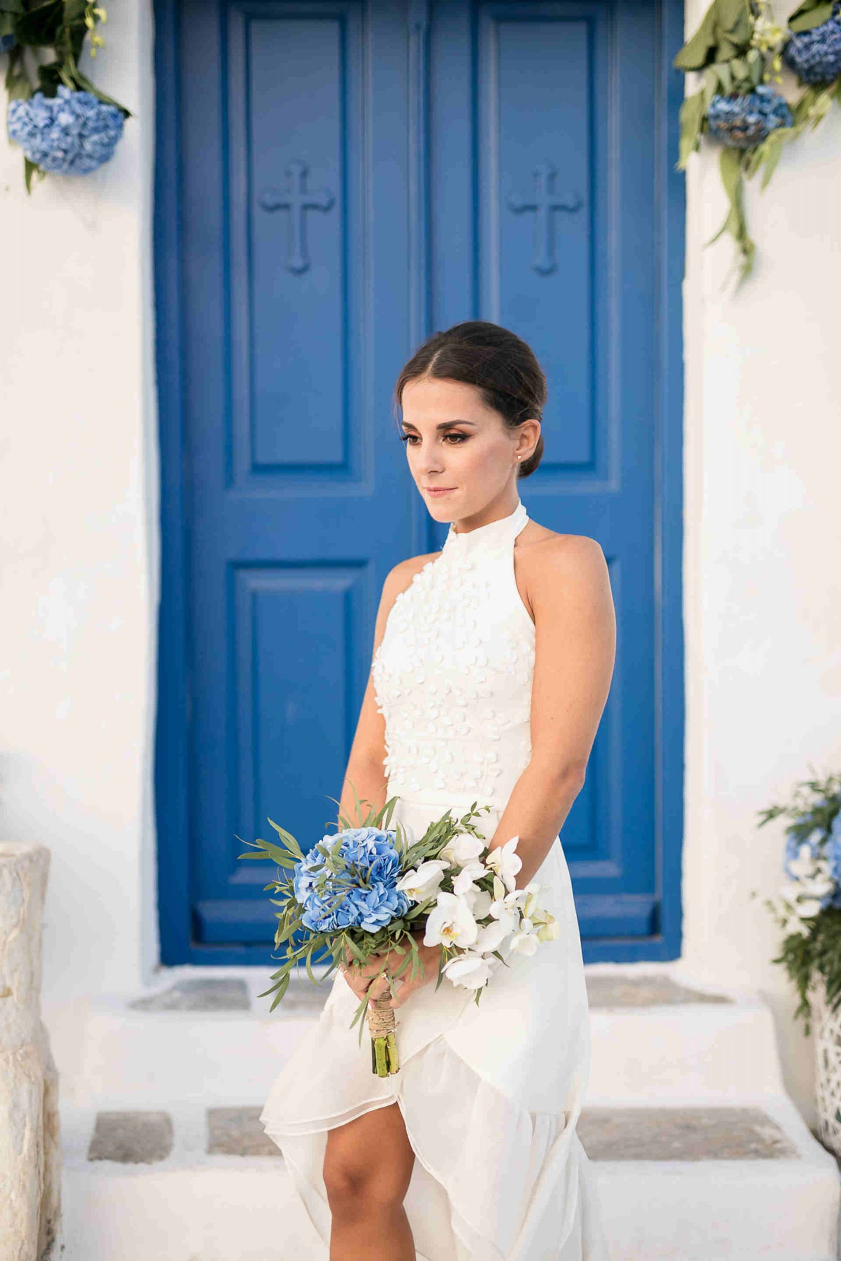 WEDDING IN PAROS